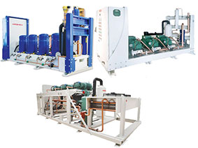 Parallel Compressors System