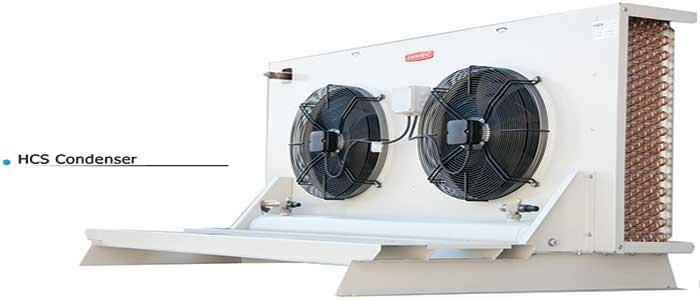 کندانسور هوایی سری HCS آرشه
